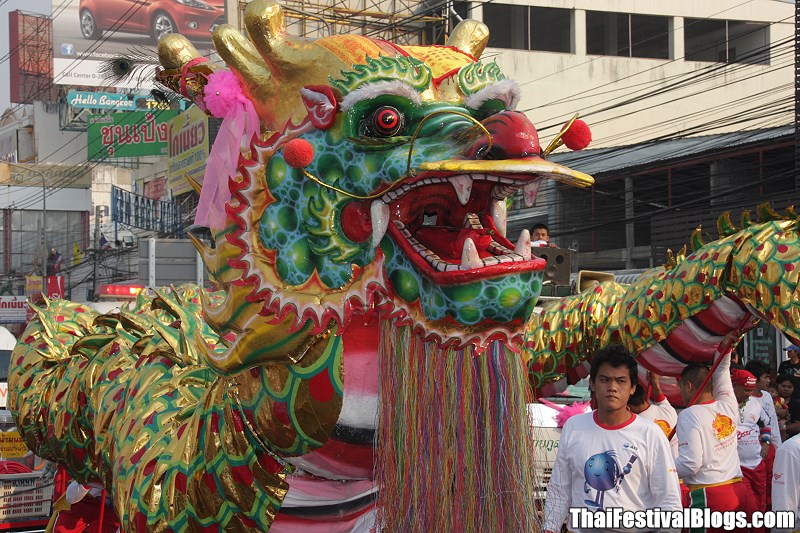 Pak Nam Pho Chinese New Year Festival: 18th-29th January ...